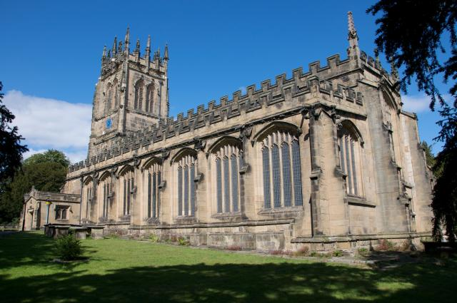 Church of All Saints, Gresford, Wrexham Gresford_DSC6016A.jpg Photo © Martin Crampin